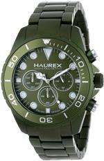 ハウレックス 時計 Haurex Mens 0K374UVV Ink Chrono Green Aluminum Watch<img class='new_mark_img2' src='https://img.shop-pro.jp/img/new/icons31.gif' style='border:none;display:inline;margin:0px;padding:0px;width:auto;' />