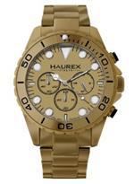 ハウレックスイタリア 時計 Haurex Italy Mens InkChrono Brown dial watch.<img class='new_mark_img2' src='https://img.shop-pro.jp/img/new/icons35.gif' style='border:none;display:inline;margin:0px;padding:0px;width:auto;' />