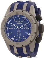 インヴィクタ 時計 Invicta Mens 10013 Coalition Forces Bolt Chronograph Blue Dial Watch