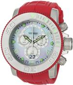 インヴィクタ 時計 Invicta Mens 0860 Pro Diver Collection Sea Hunter Chronograph Red Polyuretha...<img class='new_mark_img2' src='https://img.shop-pro.jp/img/new/icons37.gif' style='border:none;display:inline;margin:0px;padding:0px;width:auto;' />