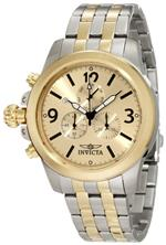 インヴィクタ 時計 Invicta Mens 10057 Specialty Lefty Chronograph Steel Watch