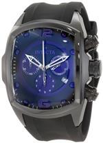 インヴィクタ 時計 Invicta Mens 0314 Lupah Revolution Chronograph Black and Blue Dial Watch<img class='new_mark_img2' src='https://img.shop-pro.jp/img/new/icons27.gif' style='border:none;display:inline;margin:0px;padding:0px;width:auto;' />