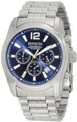 インヴィクタ 時計 Invicta Mens 10627 Specialty Chronograph Blue Dial Stainless Steel Watch<img class='new_mark_img2' src='https://img.shop-pro.jp/img/new/icons13.gif' style='border:none;display:inline;margin:0px;padding:0px;width:auto;' />