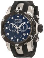 インヴィクタ 時計 Invicta Mens 0947 Venom Reserve Chronograph Black Dial Watch