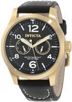 インヴィクタ 時計 Invicta Mens 10491 quotSpecialtyquot Stainless Steel Watch with Leather Band<img class='new_mark_img2' src='https://img.shop-pro.jp/img/new/icons14.gif' style='border:none;display:inline;margin:0px;padding:0px;width:auto;' />