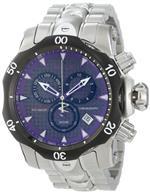 インヴィクタ 時計 Invicta Mens 10177 Venom Reserve Chronograph Black Dial Stainless Steel Watch<img class='new_mark_img2' src='https://img.shop-pro.jp/img/new/icons6.gif' style='border:none;display:inline;margin:0px;padding:0px;width:auto;' />
