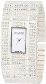 ハウレックスイタリア 時計 Haurex Womens XW368DW1 Honey White Stainless Steel Watch<img class='new_mark_img2' src='https://img.shop-pro.jp/img/new/icons23.gif' style='border:none;display:inline;margin:0px;padding:0px;width:auto;' />