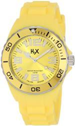 ハウレックス 時計 H2X Womens SY382DY1 Reef Luminous Water Resistant Yellow Soft Rubber Watch<img class='new_mark_img2' src='https://img.shop-pro.jp/img/new/icons37.gif' style='border:none;display:inline;margin:0px;padding:0px;width:auto;' />