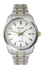セイコー 時計 Seiko 3-Hand with Date Two-Tone Mens watch #SGEG07P1<img class='new_mark_img2' src='https://img.shop-pro.jp/img/new/icons39.gif' style='border:none;display:inline;margin:0px;padding:0px;width:auto;' />
