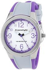 フリースタイル 時計 Freestyle Womens 101982 Sport Round Analog Strap Purple Watch