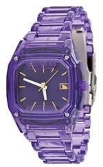フリースタイル 時計 Freestyle Womens 101989 Shark Purple Analog Polycarbonate Bracelet Watch