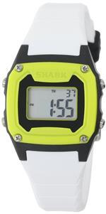 フリースタイル 時計 Freestyle Unisex 102270 Classic-Mid Digital Black Case White Strap Watch