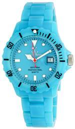 トイウォッチ 時計 Toy Watch Unisex FLD15LB Disco Plasteramic Watch