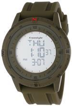 フリースタイル 時計 Freestyle Unisex 101218 Touch Compass Digital Compass Outdoor Silver Tan Watch<img class='new_mark_img2' src='https://img.shop-pro.jp/img/new/icons3.gif' style='border:none;display:inline;margin:0px;padding:0px;width:auto;' />