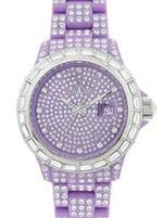 トイウォッチ 時計 Total Stones Watch Collection - Violet