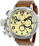 ユーボート 時計 U-Boat Mens 7107 Chimera Silver 925 Watch