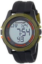 フリースタイル 時計 Freestyle Mens 103315 Kampus Analog Display Japanese Quartz Black Watch