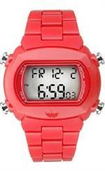 <img class='new_mark_img1' src='https://img.shop-pro.jp/img/new/icons32.gif' style='border:none;display:inline;margin:0px;padding:0px;width:auto;' />アディダス 時計 Adidas Nylon Candy Digital Grey Dial Unisex watch #ADH6515