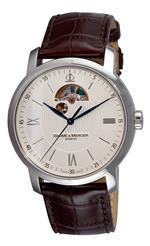 ボームメルシエ 時計 Baume amp Mercier Mens 8688 Classima Executives Automatic Silver Dial Watch<img class='new_mark_img2' src='https://img.shop-pro.jp/img/new/icons2.gif' style='border:none;display:inline;margin:0px;padding:0px;width:auto;' />