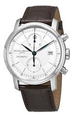 ボームメルシエ 時計 Baume amp Mercier Mens 8692 Classima Automatic Chronograph Watch
