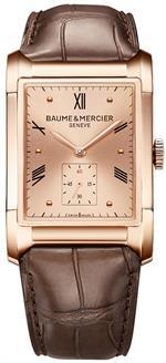 ボームメルシエ 時計 New Mens Baume et Mercier Solid 18K Rose Gold Hampton Automatic Watch MOA10033<img class='new_mark_img2' src='https://img.shop-pro.jp/img/new/icons10.gif' style='border:none;display:inline;margin:0px;padding:0px;width:auto;' />