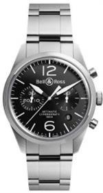 ベルアンドロス 時計 Bell and Rossicer Automatic Chronograph Black Dial Mens Watch BR126-BL-ST-SS<img class='new_mark_img2' src='https://img.shop-pro.jp/img/new/icons18.gif' style='border:none;display:inline;margin:0px;padding:0px;width:auto;' />