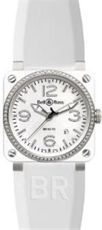 ベルアンドロス 時計 Bell amp Ross Br03-92 Automatic Watch Br03-92-White-Ceramic-Diamond<img class='new_mark_img2' src='https://img.shop-pro.jp/img/new/icons19.gif' style='border:none;display:inline;margin:0px;padding:0px;width:auto;' />