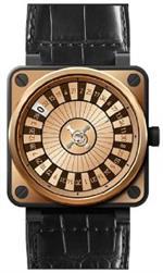 ベルアンドロス 時計 Bell amp Ross Aviation Br01 Mens Limited Edition Watch Br-01-92-Casino