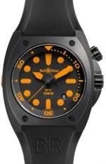 ベルアンドロス 時計 Bell amp Ross BR 02 ORANGE Black Steel Case Black amp Orange Dial Date Mens<img class='new_mark_img2' src='https://img.shop-pro.jp/img/new/icons36.gif' style='border:none;display:inline;margin:0px;padding:0px;width:auto;' />