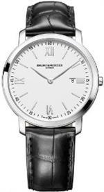 ボームメルシエ 時計 Baume and Mercier Classima Executives Mens Quartz Watch MOA10097