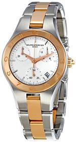 ボームメルシエ 時計 Baume amp Mercier Womens MOA10016 Linea Silver Dial Watch<img class='new_mark_img2' src='https://img.shop-pro.jp/img/new/icons31.gif' style='border:none;display:inline;margin:0px;padding:0px;width:auto;' />