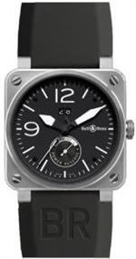 ベルアンドロス 時計 Bell and Ross Grande Date and Reserve De Marche Automatic Mens Watch