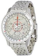 ブライトリング 時計 Breitling Mens AB013112/G709 Montbrilliant 01 Chronograph Watch