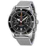 ブライトリング 時計 Breitling Mens Superocean Heritage Chronograph Watch A1332024/B908-SS