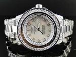 ブライトリング 時計 Brand New Ladies Breitling Aeromarine White Colt Ocean Diamond Watch 9.5 Ct<img class='new_mark_img2' src='https://img.shop-pro.jp/img/new/icons36.gif' style='border:none;display:inline;margin:0px;padding:0px;width:auto;' />