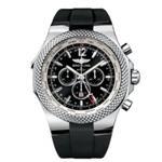 ブライトリング 時計 Breitling for Bentley Mens GMT Stainless Steel amp Rubber Chronograph Watch<img class='new_mark_img2' src='https://img.shop-pro.jp/img/new/icons38.gif' style='border:none;display:inline;margin:0px;padding:0px;width:auto;' />