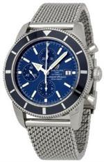 ブライトリング 時計 Breitling Mens A1332016/C758SS Blue Dial Aeromarine Superocean Watch<img class='new_mark_img2' src='https://img.shop-pro.jp/img/new/icons20.gif' style='border:none;display:inline;margin:0px;padding:0px;width:auto;' />