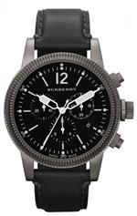 バーバリー 時計 Burberry Watch Swiss Chronograph Black Leather Strap 42mm BU7813<img class='new_mark_img2' src='https://img.shop-pro.jp/img/new/icons33.gif' style='border:none;display:inline;margin:0px;padding:0px;width:auto;' />