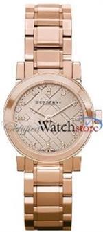 バーバリー 時計 Burberry BU9215 Watch Heritage Ladies - Rose Gold Dial Stainless Steel Case Quartz<img class='new_mark_img2' src='https://img.shop-pro.jp/img/new/icons10.gif' style='border:none;display:inline;margin:0px;padding:0px;width:auto;' />