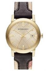 バーバリー 時計 Burberry Check Stamped Watch 38mm<img class='new_mark_img2' src='https://img.shop-pro.jp/img/new/icons5.gif' style='border:none;display:inline;margin:0px;padding:0px;width:auto;' />