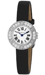 カルティエ 時計 Cartier Love 18k White Gold Diamond Ladies Watch WE800331