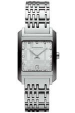 バーバリー 時計 New Burberry Bu1583 Womens Silver Tone Stainless Steel Diamond Inset Watch<img class='new_mark_img2' src='https://img.shop-pro.jp/img/new/icons13.gif' style='border:none;display:inline;margin:0px;padding:0px;width:auto;' />