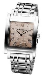 バーバリー 時計 Burberry BU1558 - Mens Stainless Steel Luxury Watch