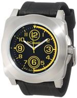 コロンビア 時計 Columbia Mens CA012006 Commuter Square Analog Stainless Steel and Black Silicone<img class='new_mark_img2' src='https://img.shop-pro.jp/img/new/icons12.gif' style='border:none;display:inline;margin:0px;padding:0px;width:auto;' />