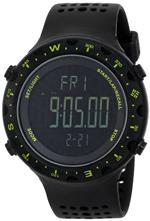 コロンビア 時計 Columbia Mens CT004-351 Singletrak Digital Display Quartz Black Watch
