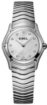 エベル 時計 Ebel Classic Womens-Mini Mother-of-Pearl Dial Stainless Steel Watch 9003F11/9425 /
