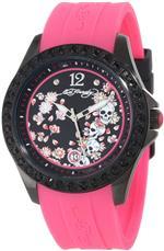 エドハーディー 時計 Ed Hardy Womens TE-PK Techno Pink Watch<img class='new_mark_img2' src='https://img.shop-pro.jp/img/new/icons25.gif' style='border:none;display:inline;margin:0px;padding:0px;width:auto;' />