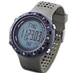 コロンビア 時計 Columbia Mens CT004301 Singletrak Green Digital Sports Watch