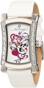 エドハーディー 時計 Ed Hardy Womens OA-SK Oasis White Watch<img class='new_mark_img2' src='https://img.shop-pro.jp/img/new/icons24.gif' style='border:none;display:inline;margin:0px;padding:0px;width:auto;' />