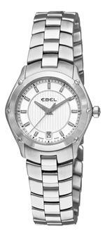 <img class='new_mark_img1' src='https://img.shop-pro.jp/img/new/icons25.gif' style='border:none;display:inline;margin:0px;padding:0px;width:auto;' />エベル 時計 EBEL Womens 1216015 Sport Analog Display Swiss Quartz Silver Watch